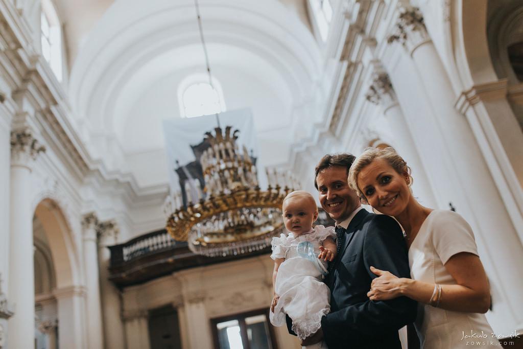 Vicente | Reportaż z chrzcin | Warszawa 71