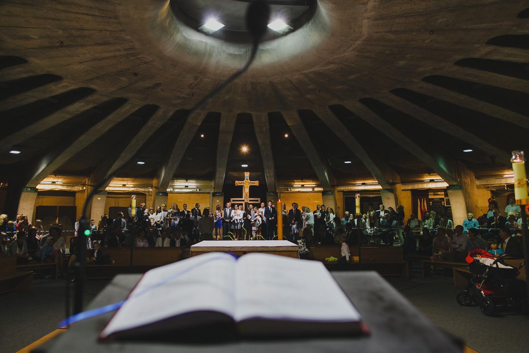 Dorian | Reportaż z chrzcin | Wilanów