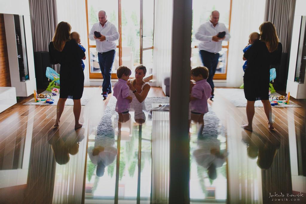 Dorian | Reportaż z chrzcin | Wilanów 1