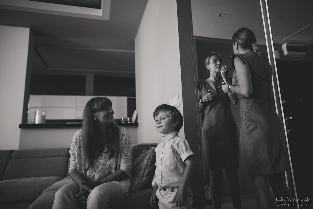 Dorian | Reportaż z chrzcin | Wilanów 6