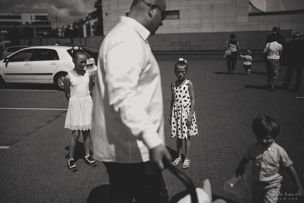 Dorian | Reportaż z chrzcin | Wilanów 14
