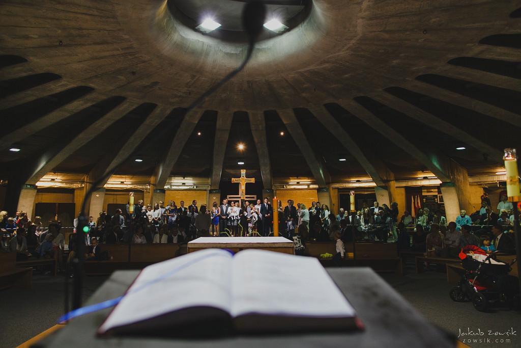 Dorian | Reportaż z chrzcin | Wilanów 19