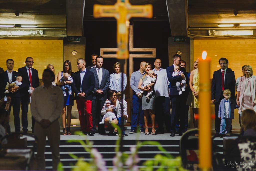 Dorian | Reportaż z chrzcin | Wilanów 20