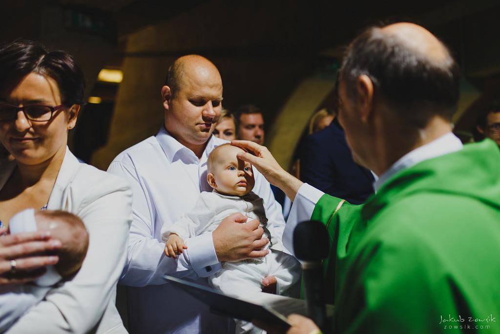 Dorian | Reportaż z chrzcin | Wilanów 21