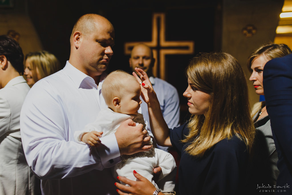 Dorian | Reportaż z chrzcin | Wilanów 22