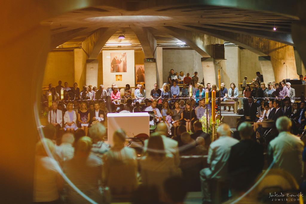 Dorian | Reportaż z chrzcin | Wilanów 23