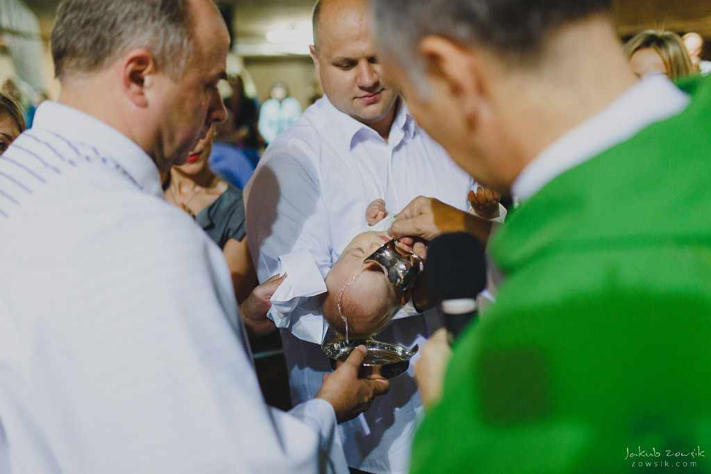 Dorian | Reportaż z chrzcin | Wilanów 26