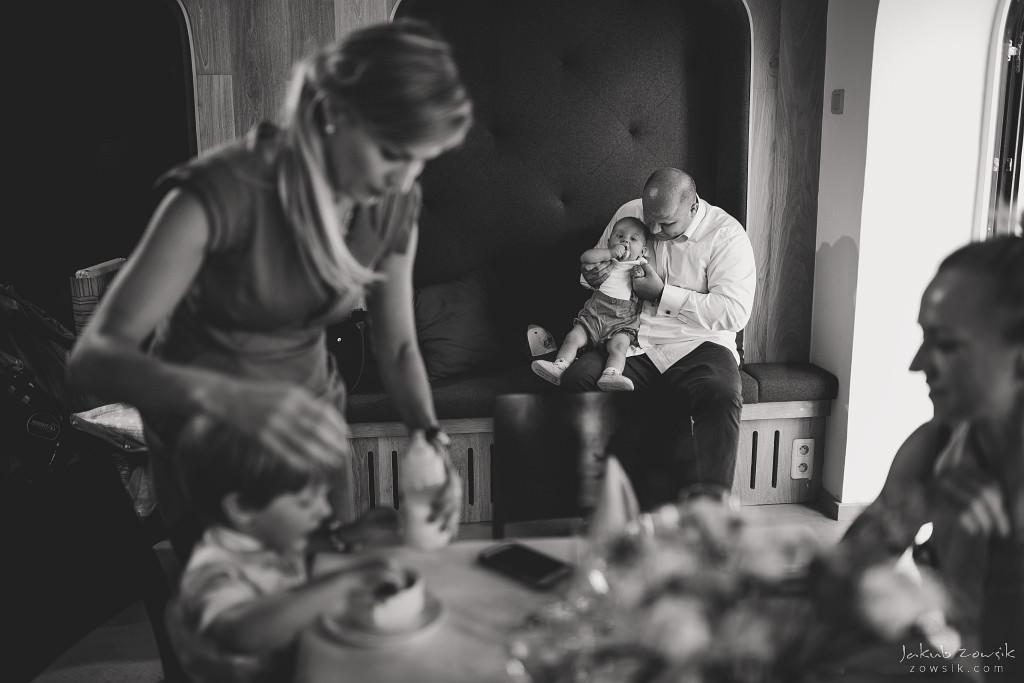Dorian | Reportaż z chrzcin | Wilanów 41