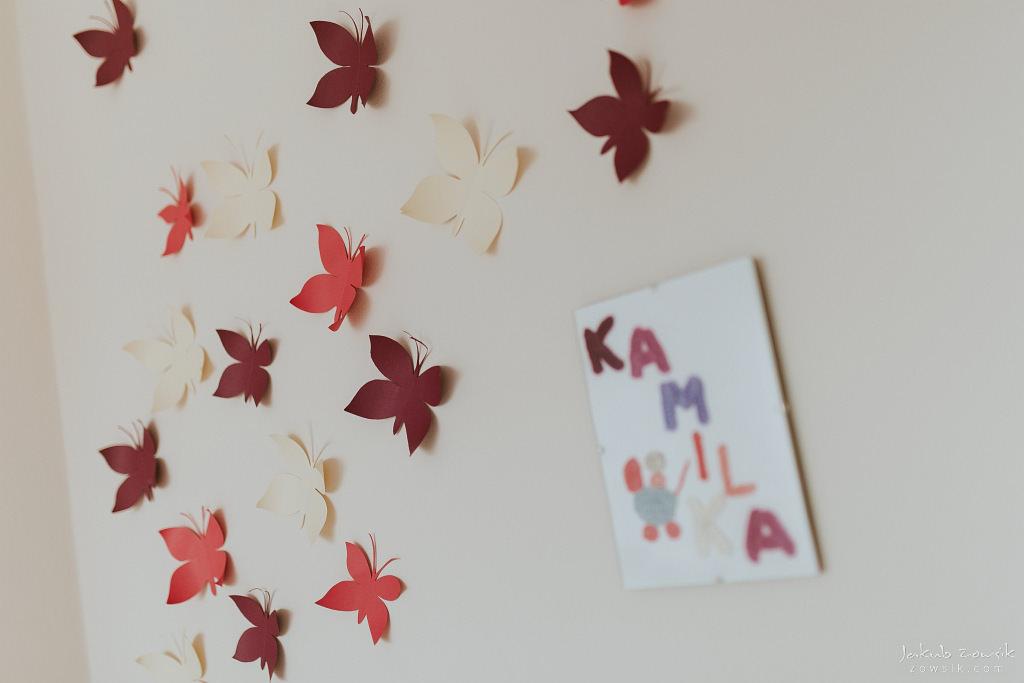 Kamilka | Reportaż z chrzcin | Gorlice 13