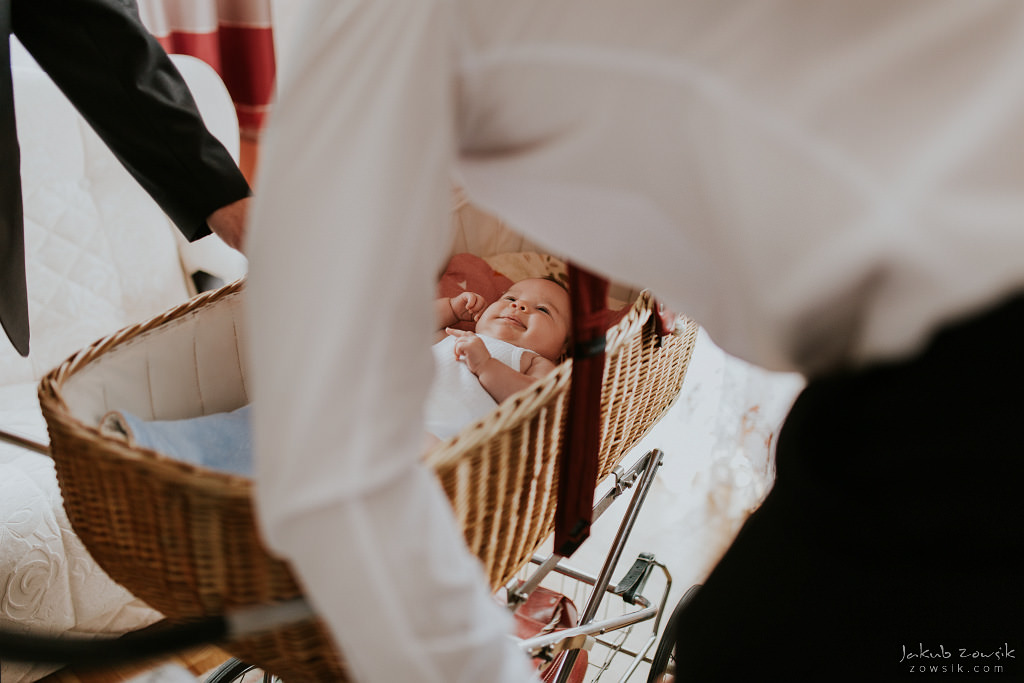 Kamilka | Reportaż z chrzcin | Gorlice 21