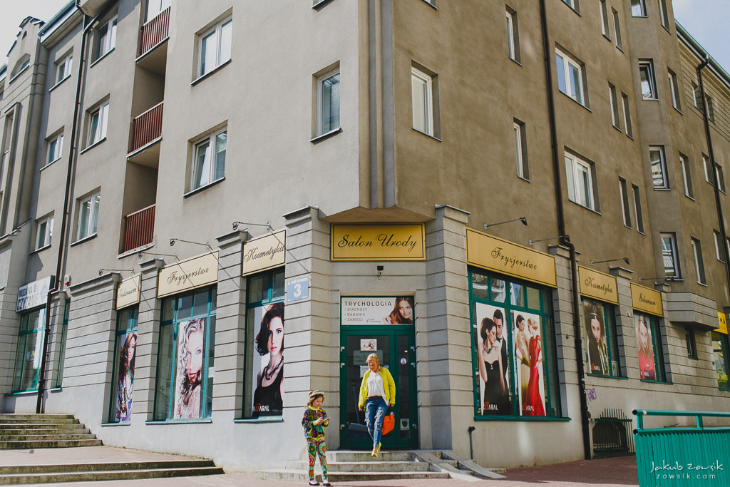 Małgosia. I komunia, reportaż | Warszawa | Venecia Palace 13