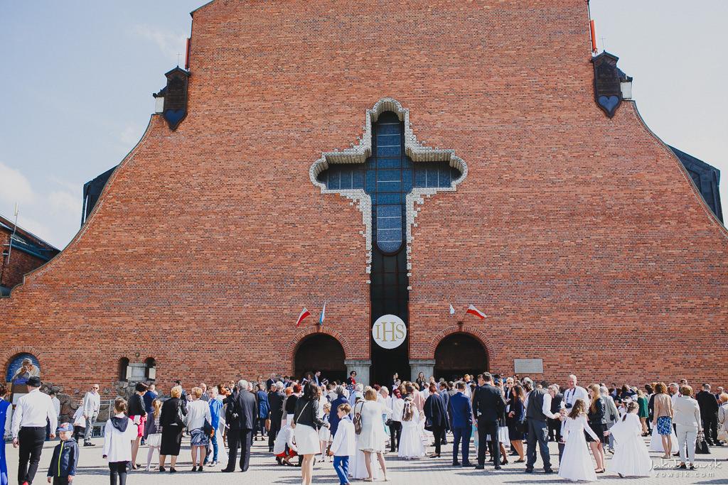 Małgosia. I komunia, reportaż | Warszawa | Venecia Palace 28