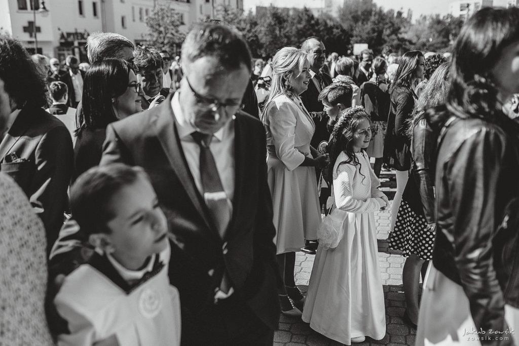 Małgosia. I komunia, reportaż | Warszawa | Venecia Palace 30