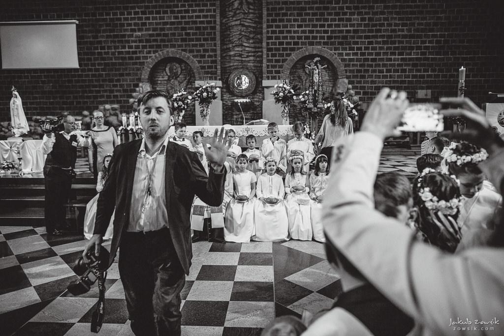 Małgosia. I komunia, reportaż | Warszawa | Venecia Palace 64