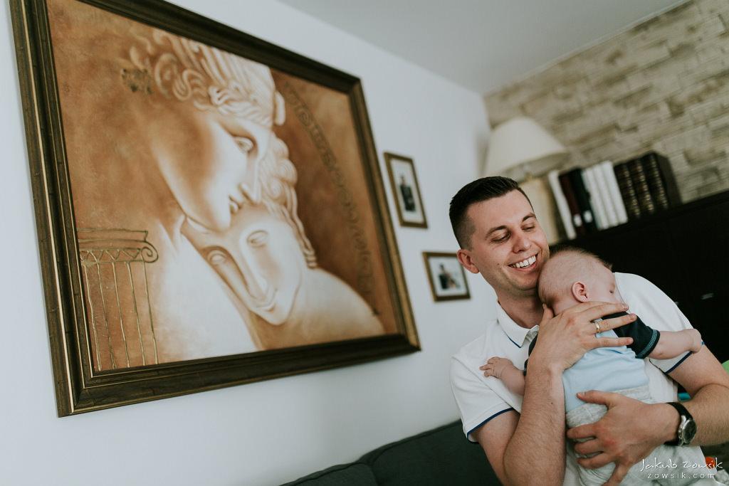 Marceli | Reportaż z chrzcin | Legionowo | Windsor 7