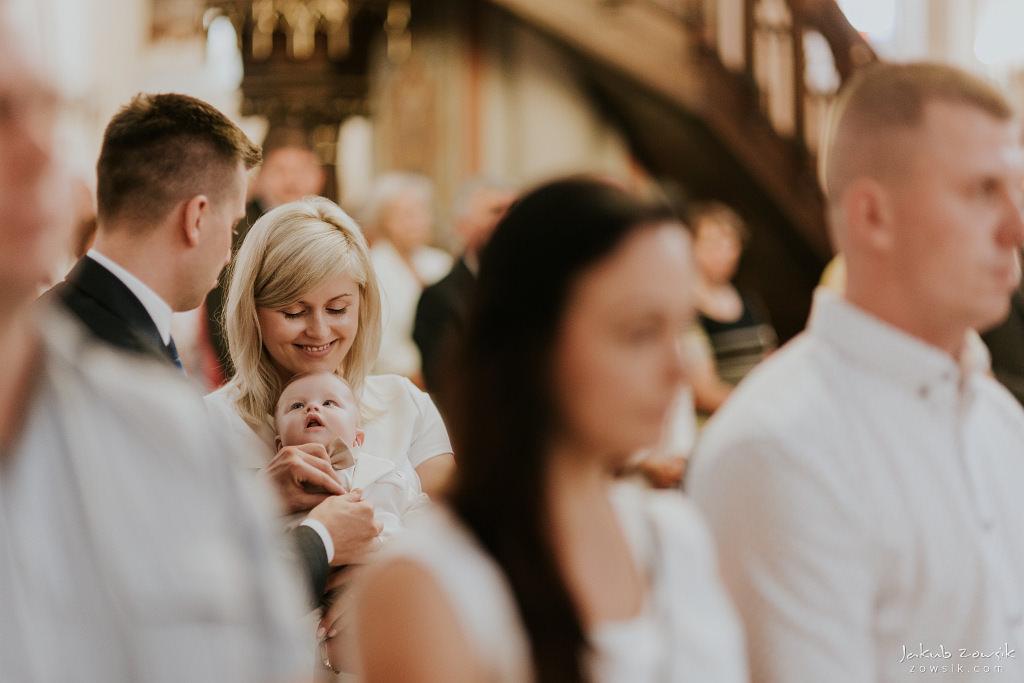 Marceli | Reportaż z chrzcin | Legionowo | Windsor 18