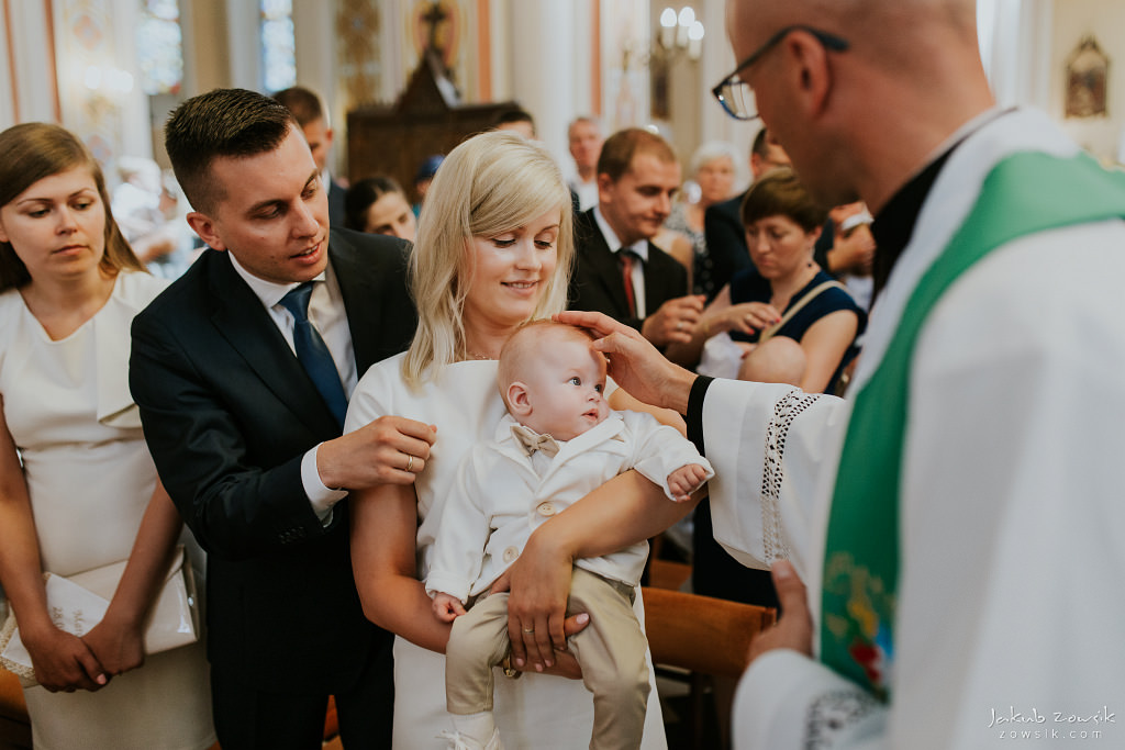 Marceli | Reportaż z chrzcin | Legionowo | Windsor 21