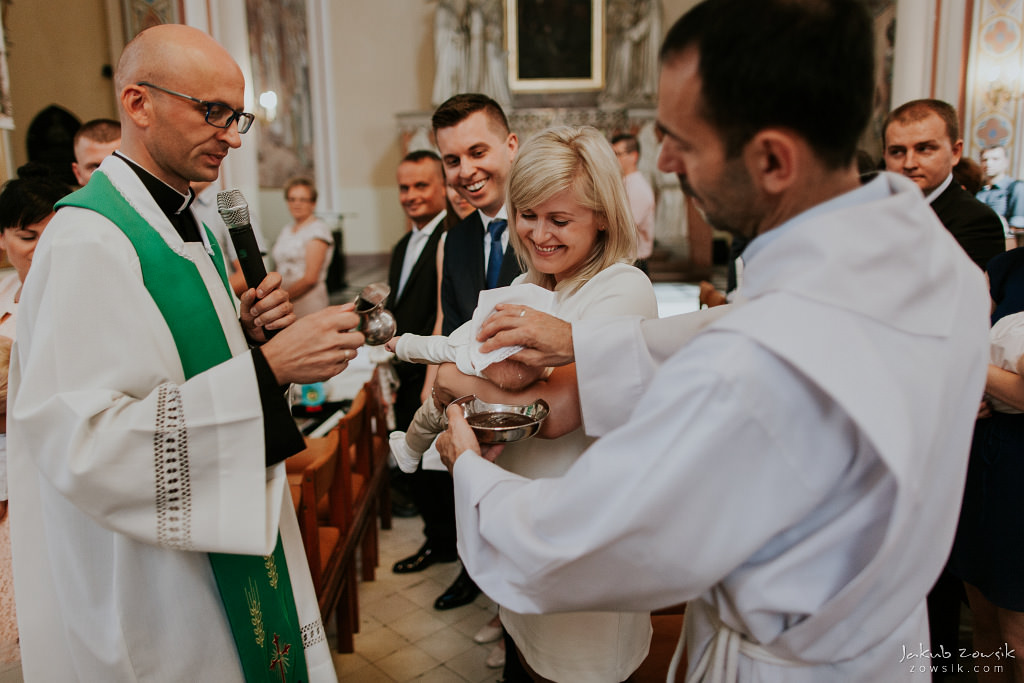 Marceli | Reportaż z chrzcin | Legionowo | Windsor 25