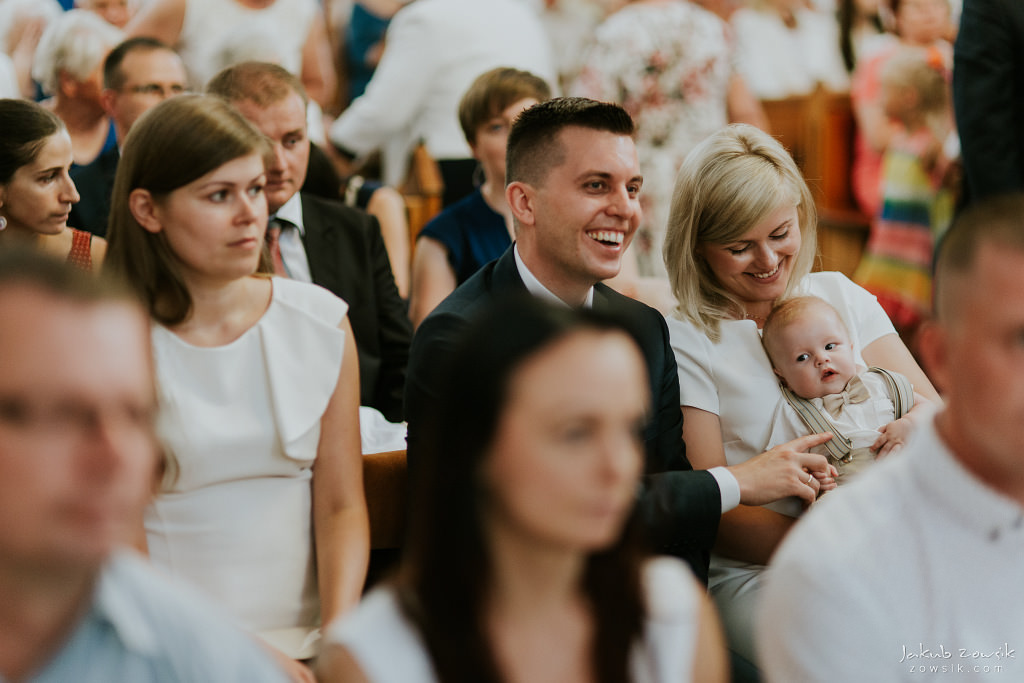 Marceli | Reportaż z chrzcin | Legionowo | Windsor 36