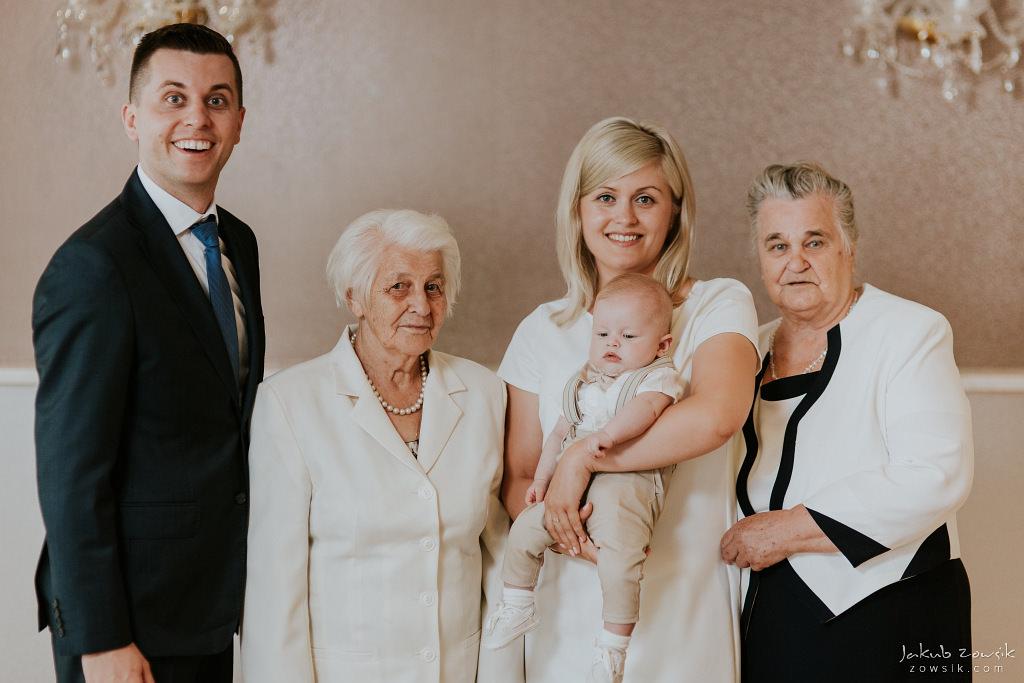 Marceli | Reportaż z chrzcin | Legionowo | Windsor 59