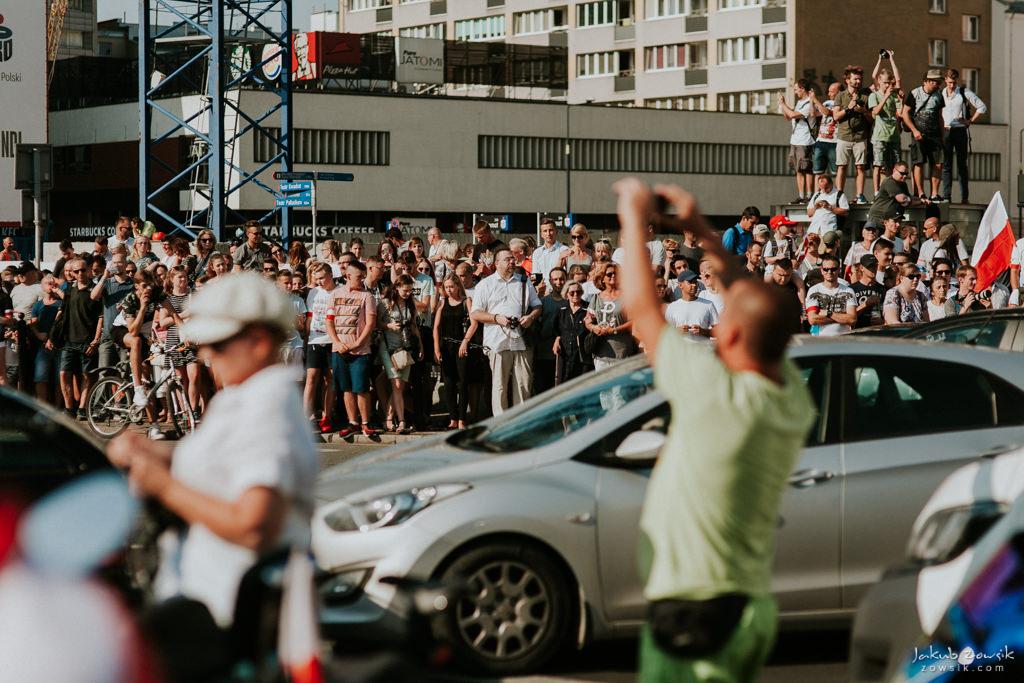 73 rocznica wybuchu Powstania Warszawskiego. Warszawa (2017) 14