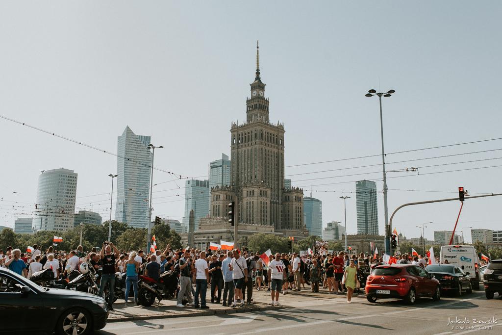 73 rocznica wybuchu Powstania Warszawskiego. Warszawa (2017) 18