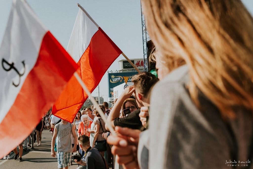 73 rocznica wybuchu Powstania Warszawskiego. Warszawa (2017) 21