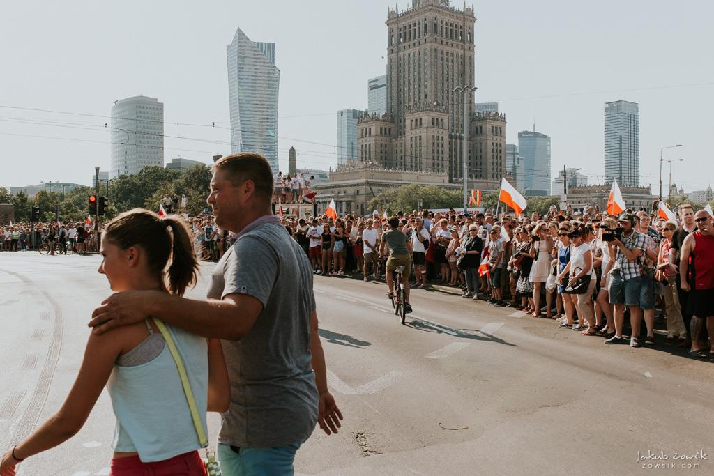 73 rocznica wybuchu Powstania Warszawskiego. Warszawa (2017) 23