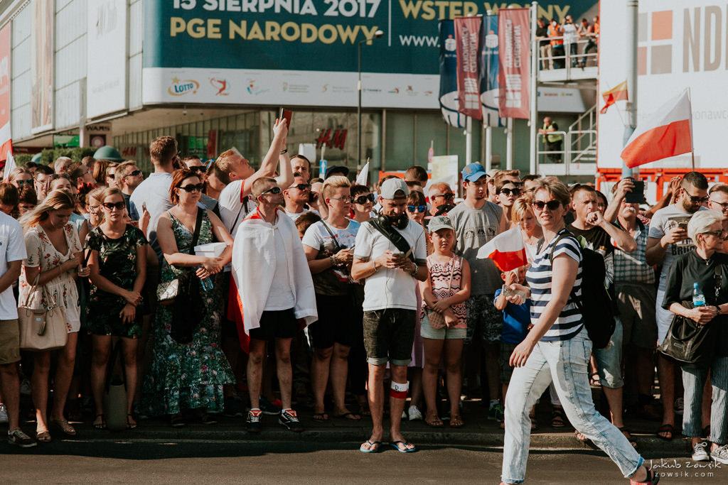 73 rocznica wybuchu Powstania Warszawskiego. Warszawa (2017) 25