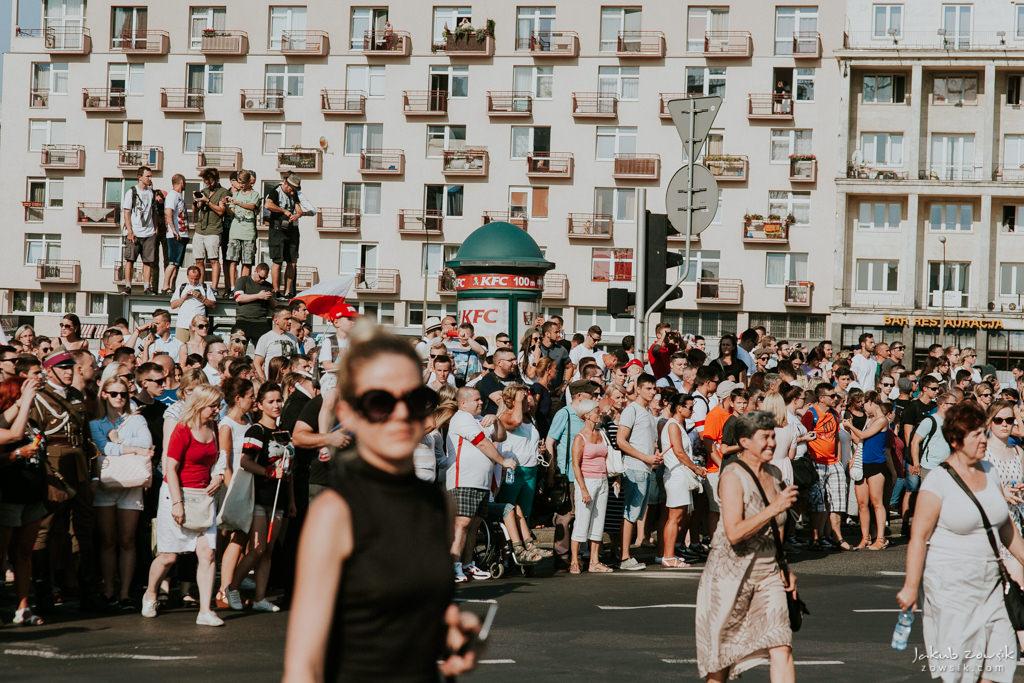 73 rocznica wybuchu Powstania Warszawskiego. Warszawa (2017) 26