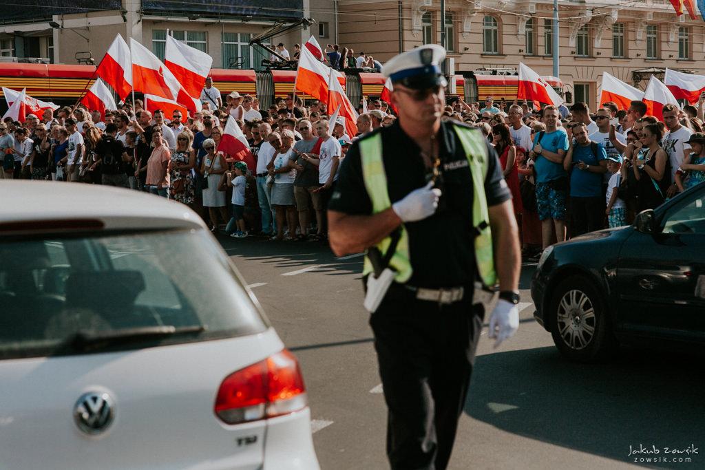 73 rocznica wybuchu Powstania Warszawskiego. Warszawa (2017) 27