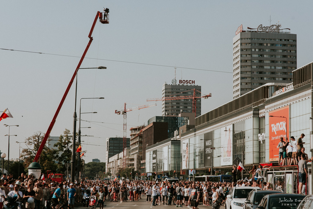 73 rocznica wybuchu Powstania Warszawskiego. Warszawa (2017) 28
