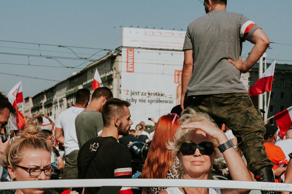 73 rocznica wybuchu Powstania Warszawskiego. Warszawa (2017) 33
