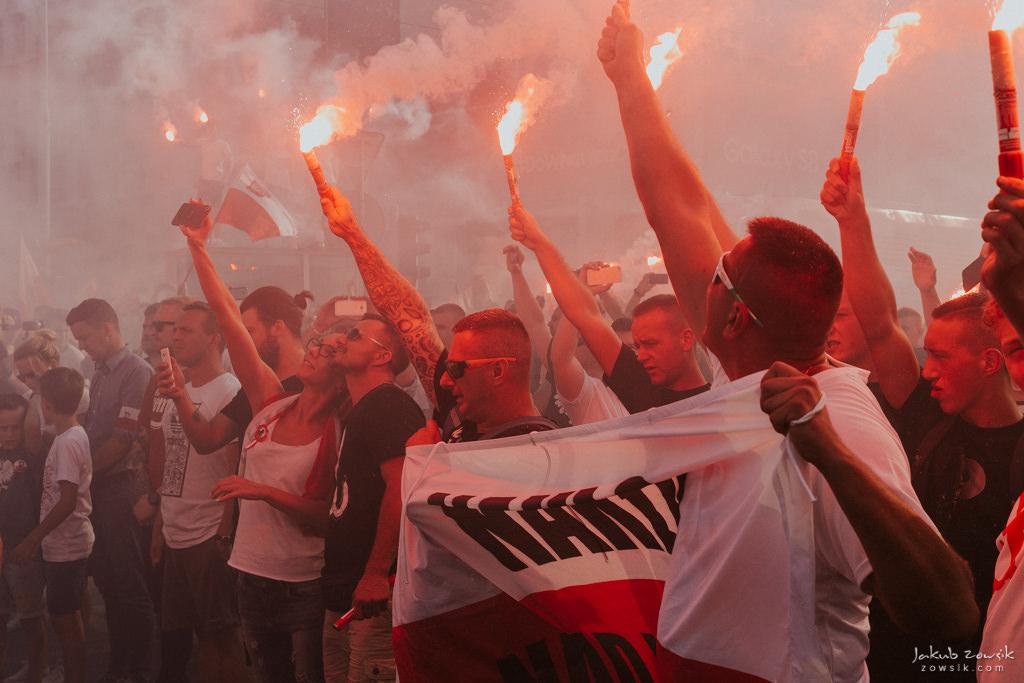 73 rocznica wybuchu Powstania Warszawskiego. Warszawa (2017) 38