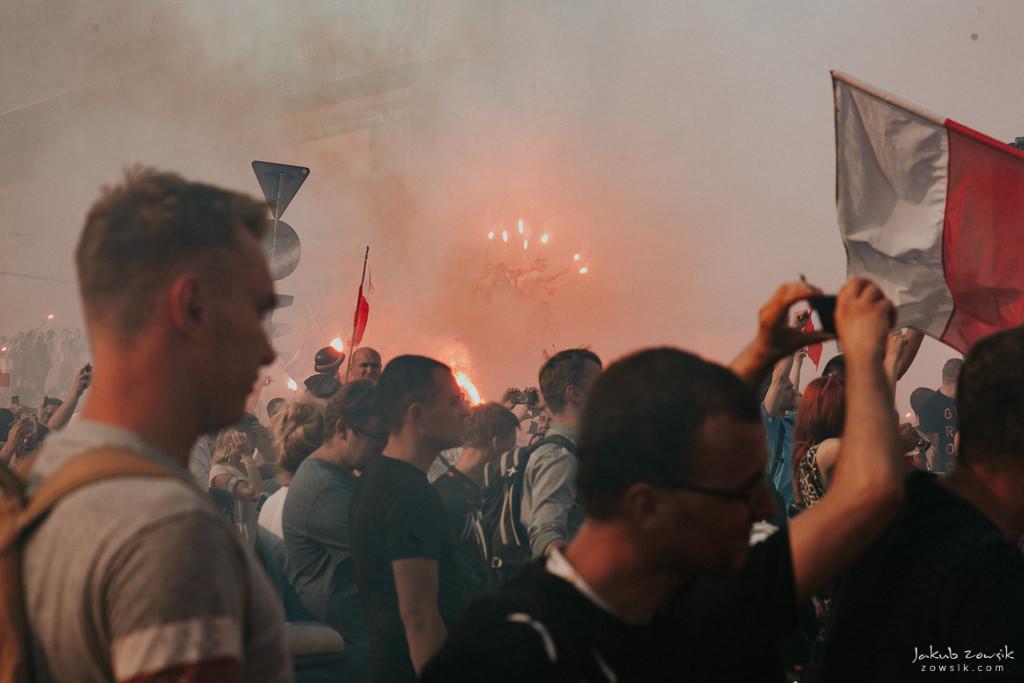 73 rocznica wybuchu Powstania Warszawskiego. Warszawa (2017) 41