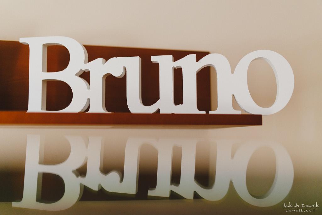 Bruno | Reportaż z chrztu | Warszawa | Szczęśliwice 1