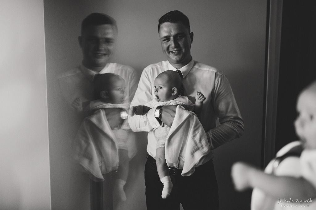 Bruno | Reportaż z chrztu | Warszawa | Szczęśliwice 10