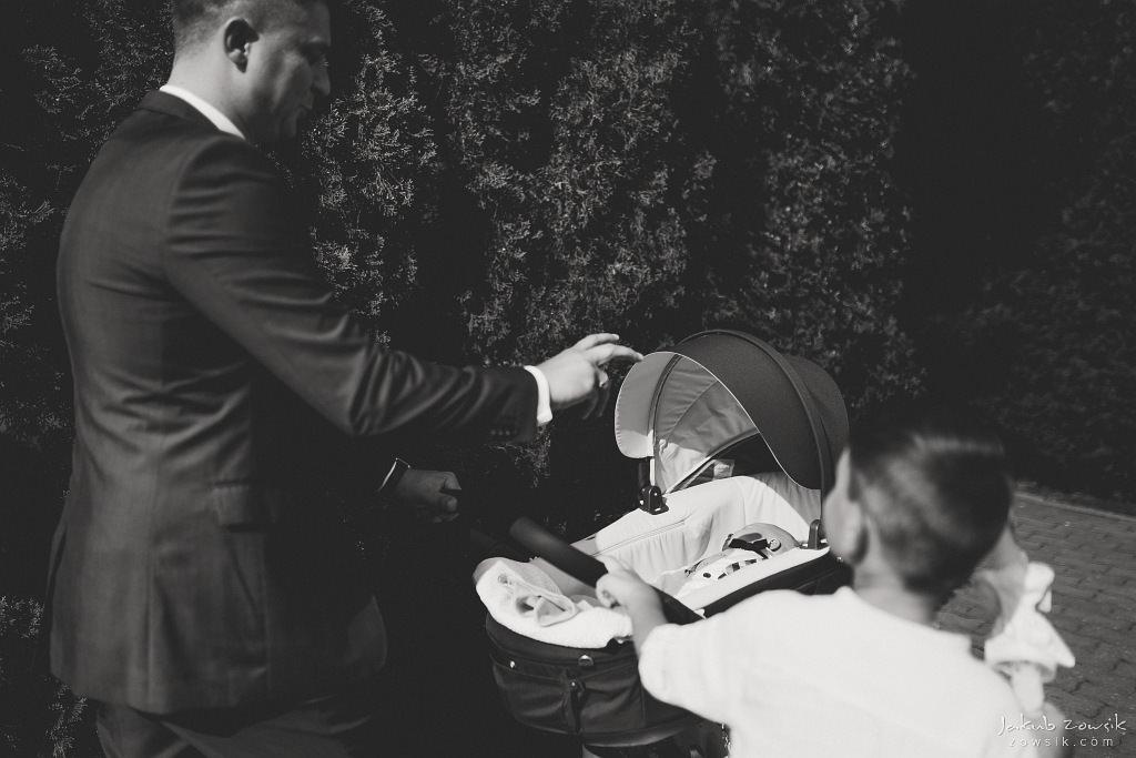 Bruno | Reportaż z chrztu | Warszawa | Szczęśliwice 24