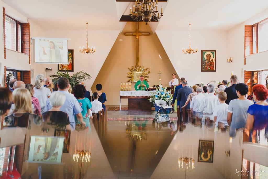 Bruno | Reportaż z chrztu | Warszawa | Szczęśliwice 28