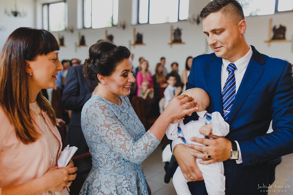 Bruno | Reportaż z chrztu | Warszawa | Szczęśliwice 29