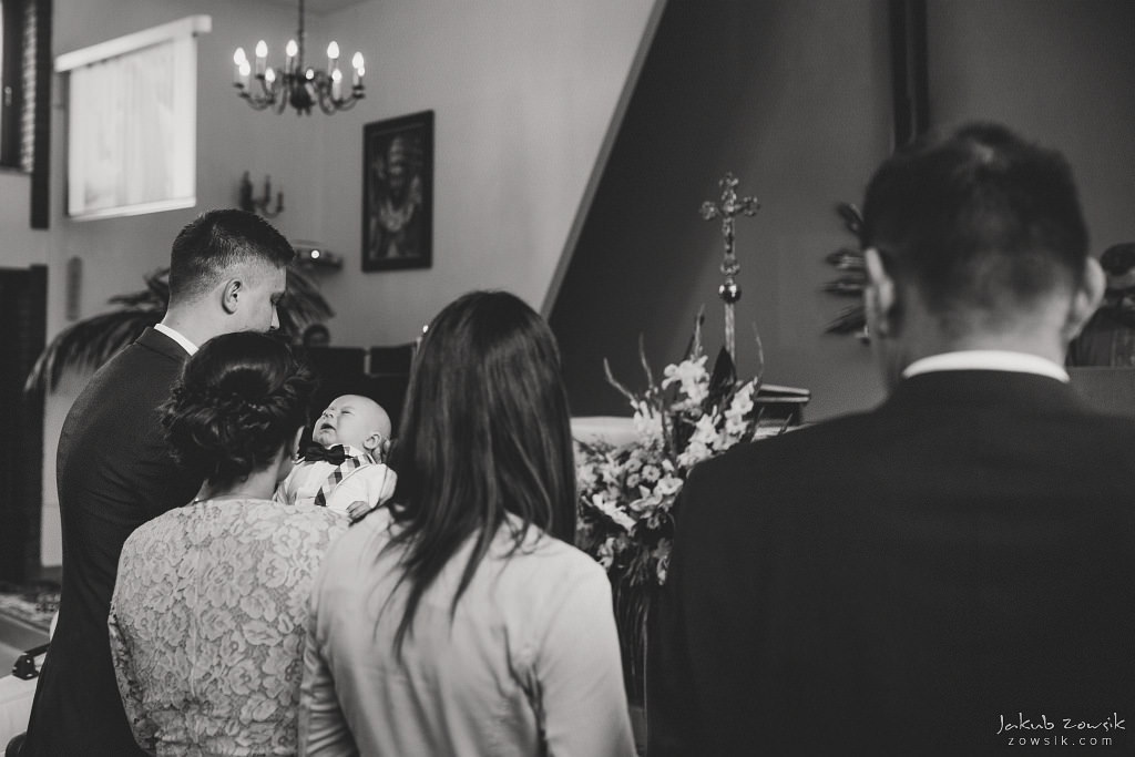 Bruno | Reportaż z chrztu | Warszawa | Szczęśliwice 33