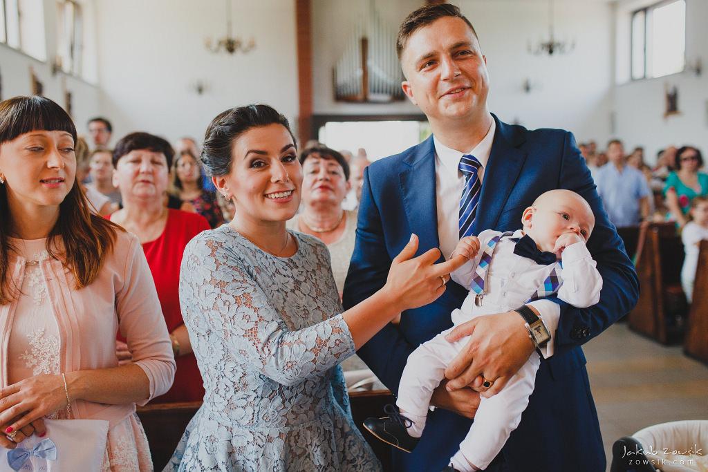 Bruno | Reportaż z chrztu | Warszawa | Szczęśliwice 34