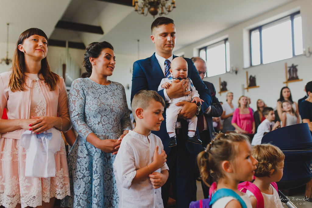 Bruno | Reportaż z chrztu | Warszawa | Szczęśliwice 36