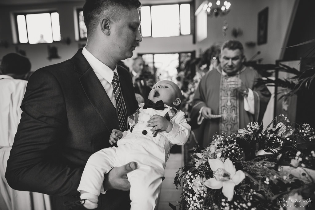 Bruno | Reportaż z chrztu | Warszawa | Szczęśliwice 37