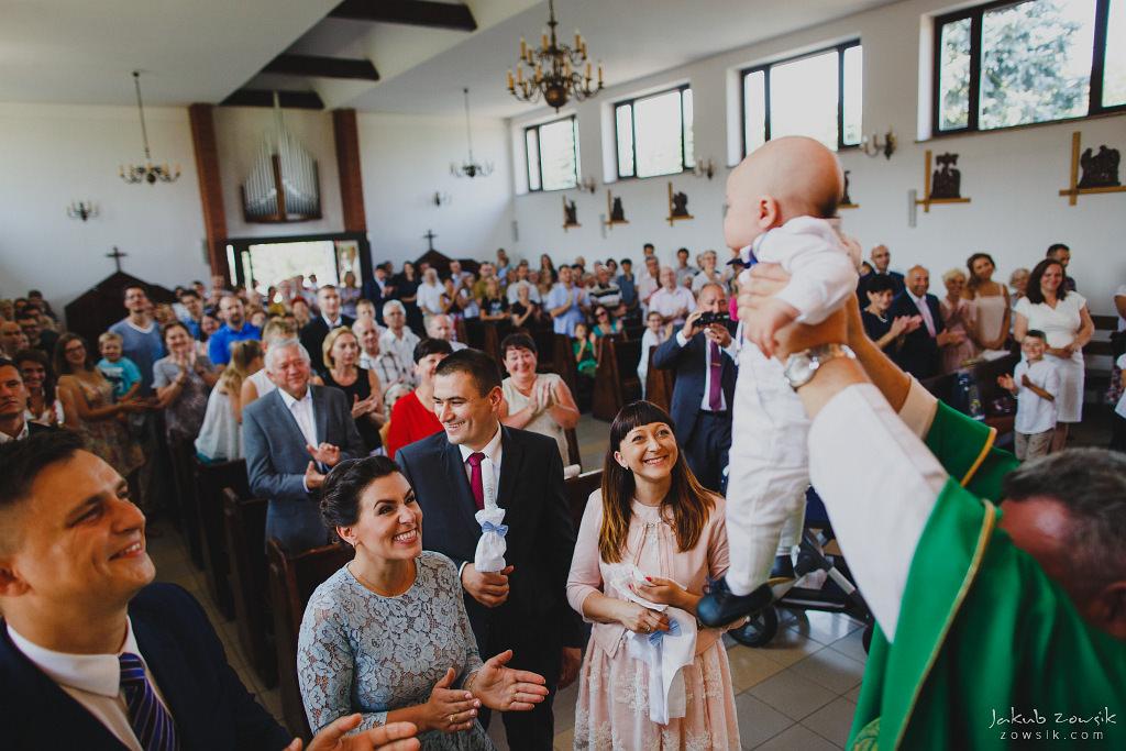 Bruno | Reportaż z chrztu | Warszawa | Szczęśliwice 40