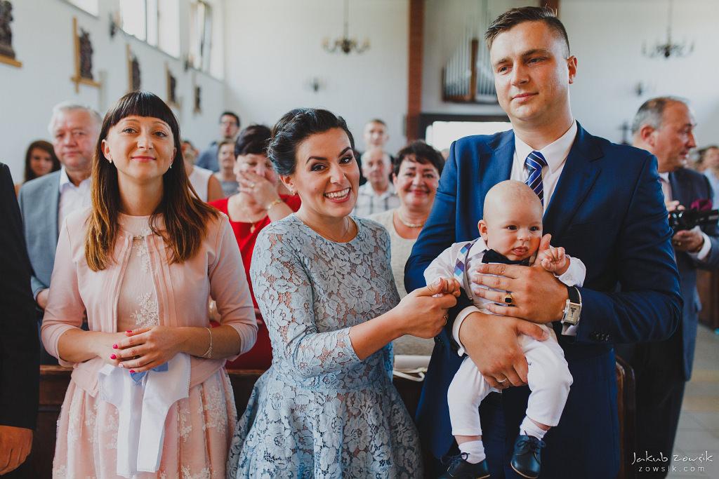 Bruno | Reportaż z chrztu | Warszawa | Szczęśliwice 42
