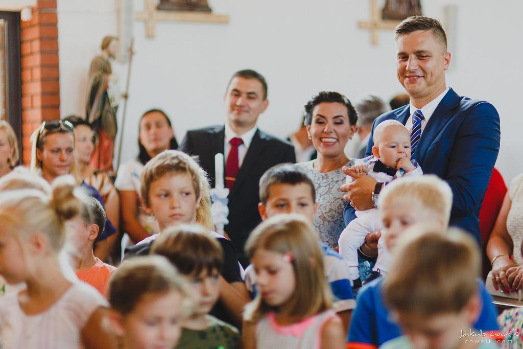 Bruno | Reportaż z chrztu | Warszawa | Szczęśliwice 46