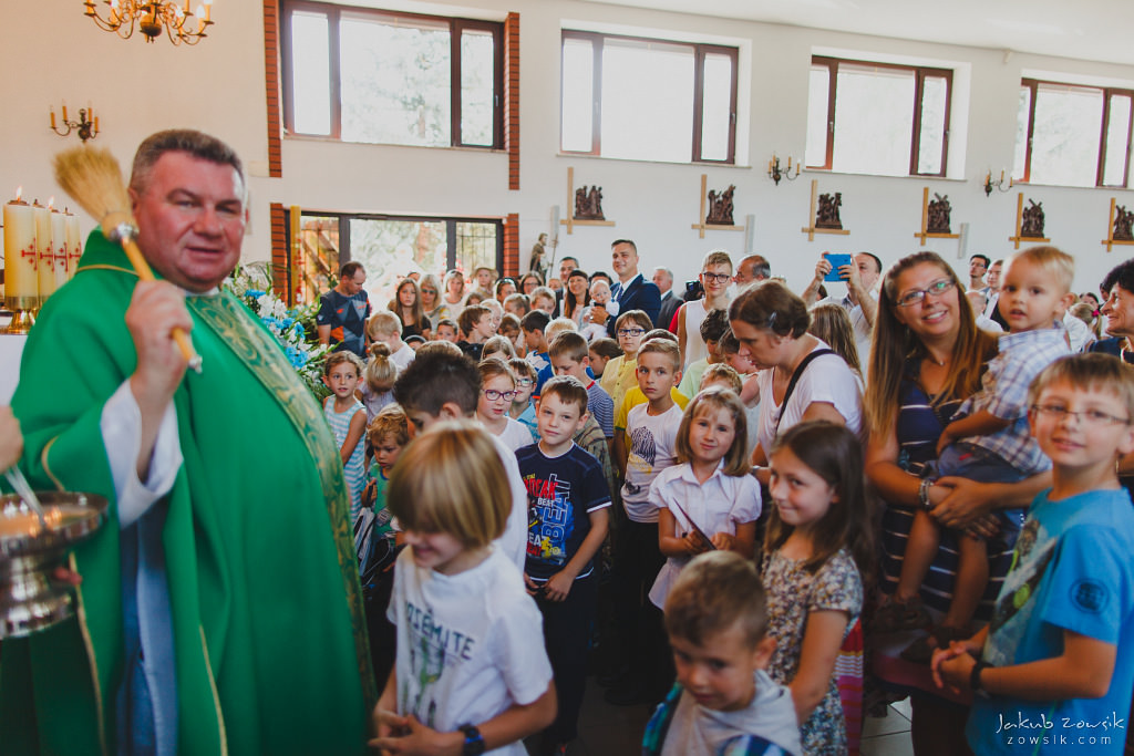 Bruno | Reportaż z chrztu | Warszawa | Szczęśliwice 47