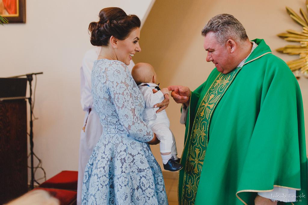Bruno | Reportaż z chrztu | Warszawa | Szczęśliwice 50