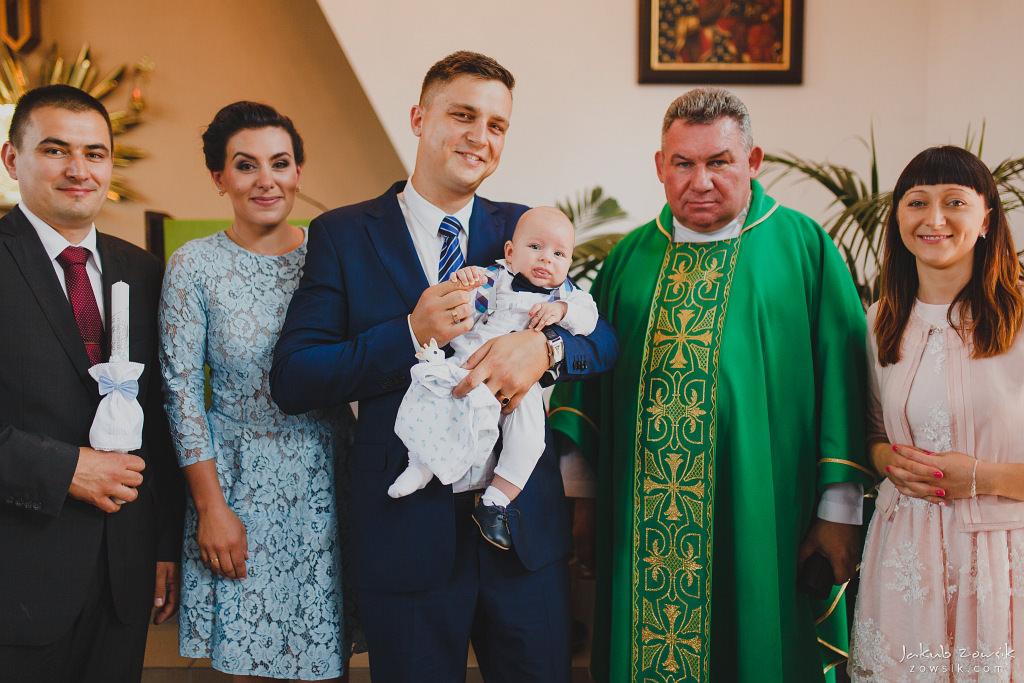 Bruno | Reportaż z chrztu | Warszawa | Szczęśliwice 53